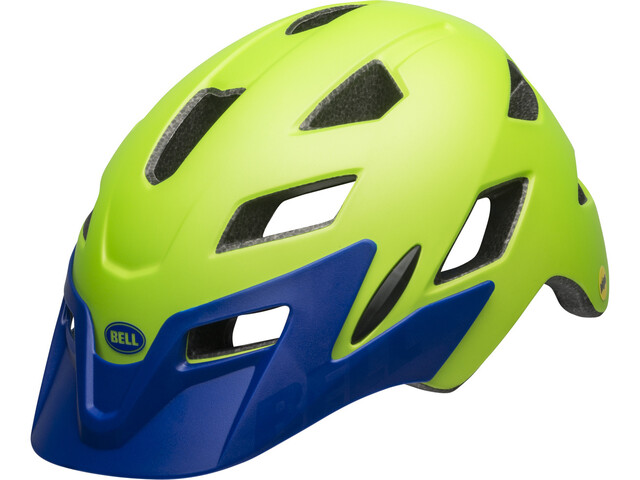 Bell Sidetrack MIPS casco per bici Bambino verde